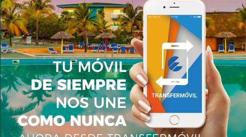 Cubanos pueden pagar con Transfermóvil reservaciones en hoteles