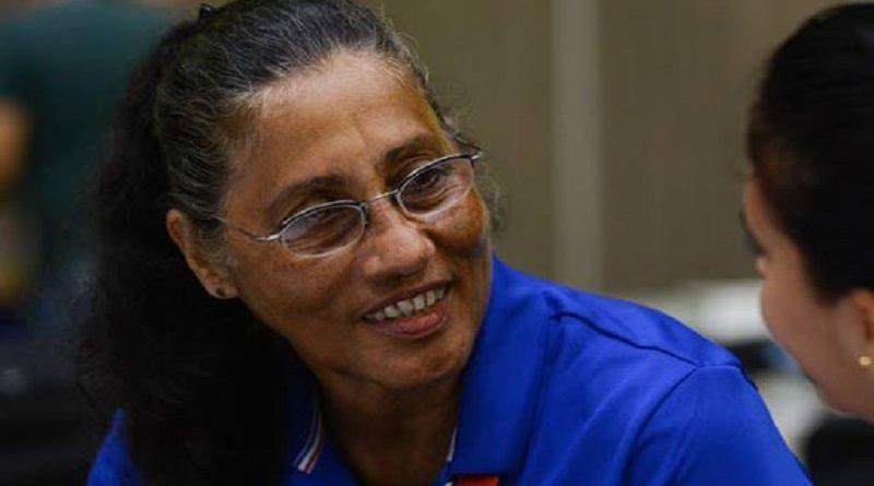 María Caridad Colón propuesta candidata para COI