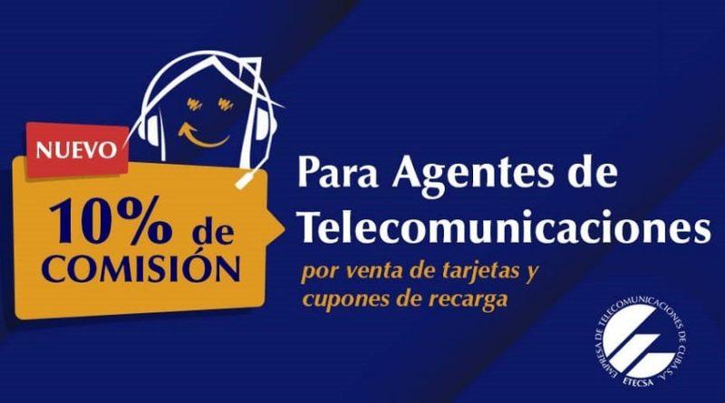 Nueva medida para agentes de telecomunicaciones
