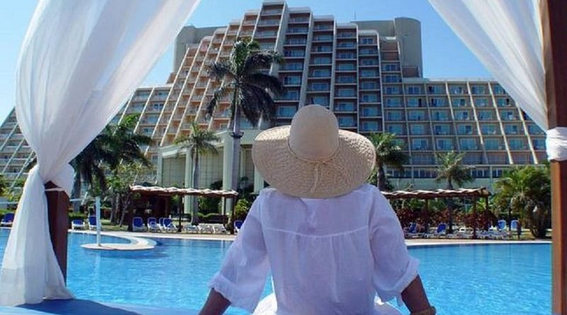 Descuento de un 10 porciento a cubanos si reservan hoteles en MLC