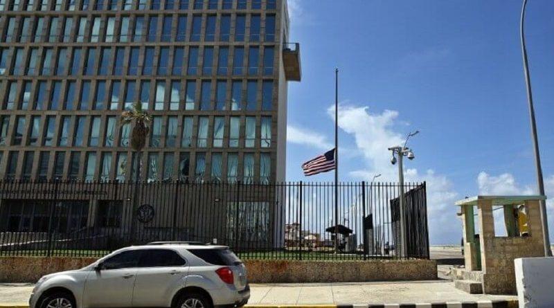 Información actualizada por la Embajada de Estados Unidos en Cuba