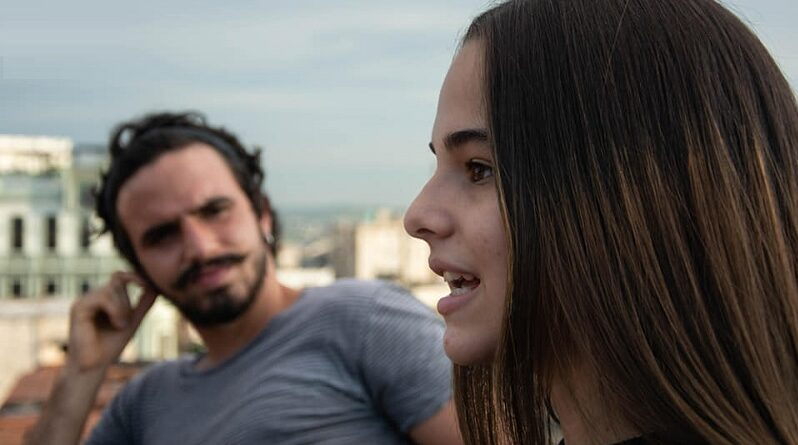 Entrevista con Lía y Saúl, los rostros de estos días