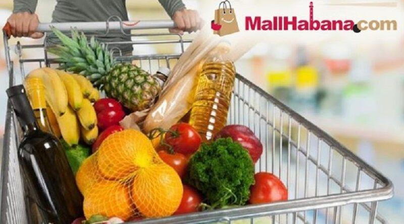 Tienda virtual MallHabana lista para enviar comida y aseo a Cuba