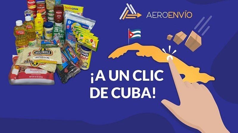 Aeroenvío permite comprar en Amazon y enviar a Cuba