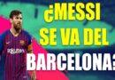 Asi dijo el padre de Messi en la reunión sobre su continuidad en Barcelona