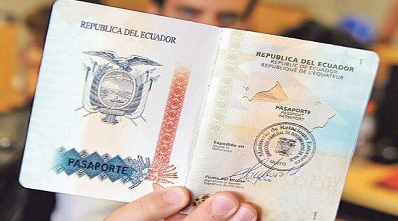 Consulado de Ecuador en Cuba informa sobre validez de los pasaportes