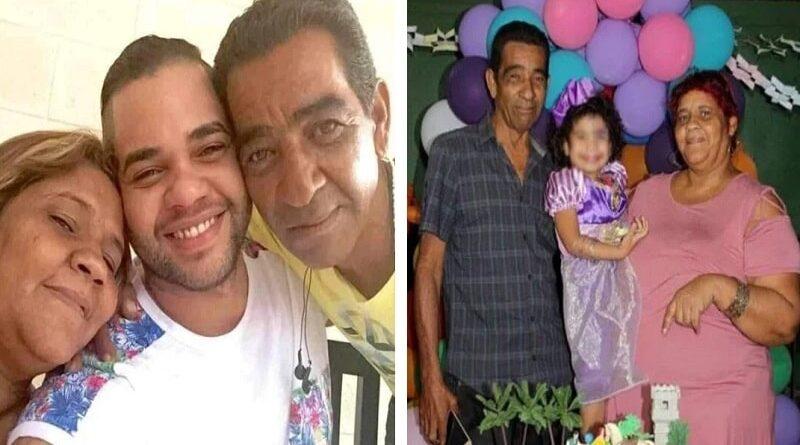 Fallecieron los padres de EL TAIGER