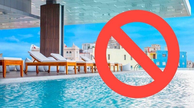 Lista de hoteles en Cuba donde los estadounidenses tienen prohibido hospedarse