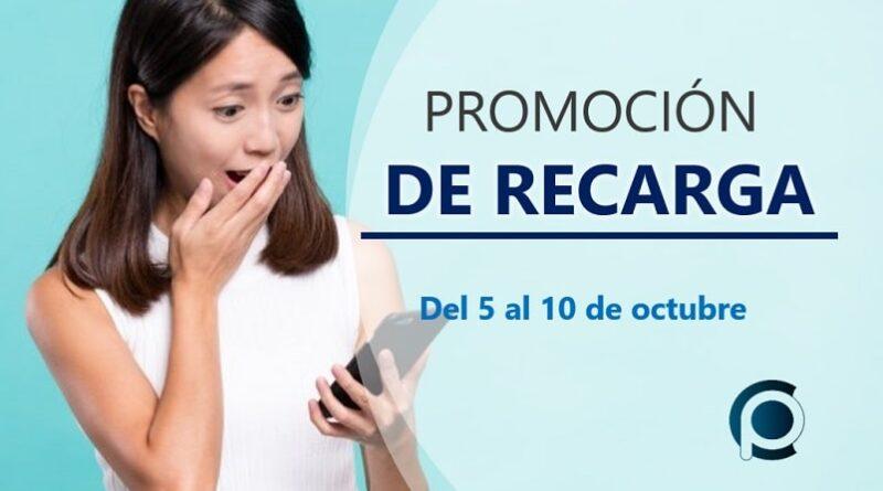 Promoción de Etecsa para octubre