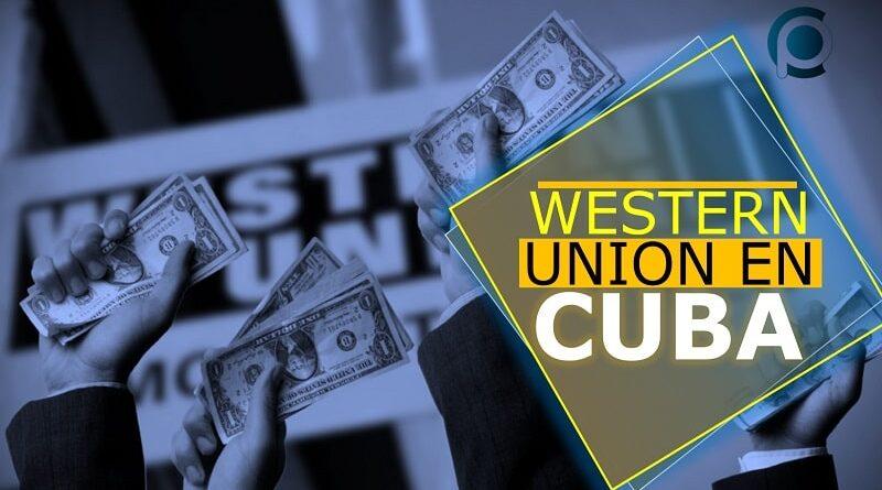 Western Union no pagará en dólares en Cuba