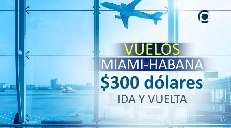 American Airlines anuncia vuelos Miami-Habana