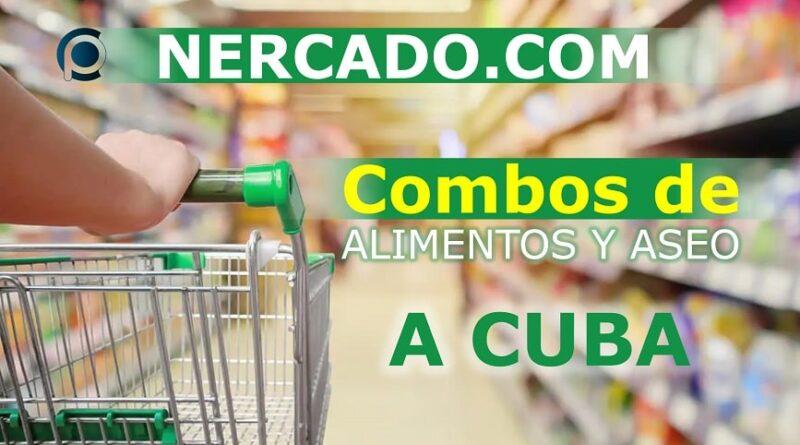 Comprar y enviar productos a Cuba con Nercado