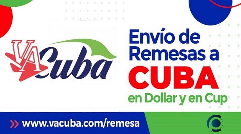 Enviar dinero a Cuba con VaCuba