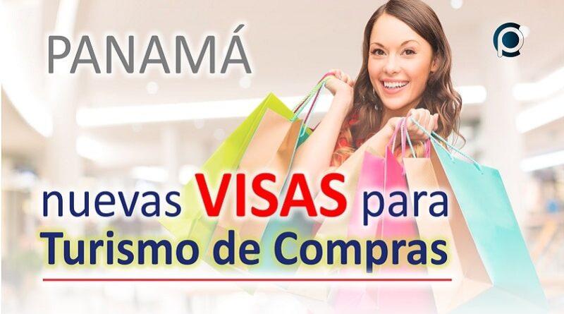 Nuevas visas para turismo de compras en Panamá