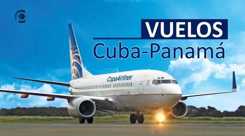 Se anuncian vuelos entre Cuba y Panamá para esta semana