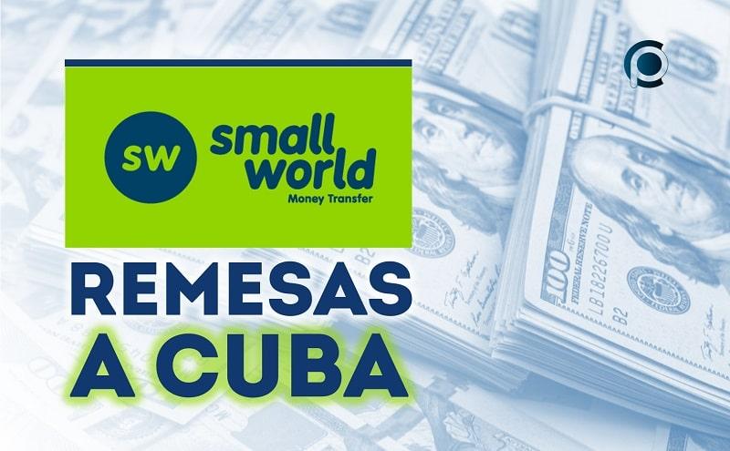 Cómo enviar dinero a Cuba con Small World FS