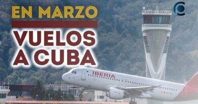 Actualización de vuelos Europa – Cuba EN MARZO