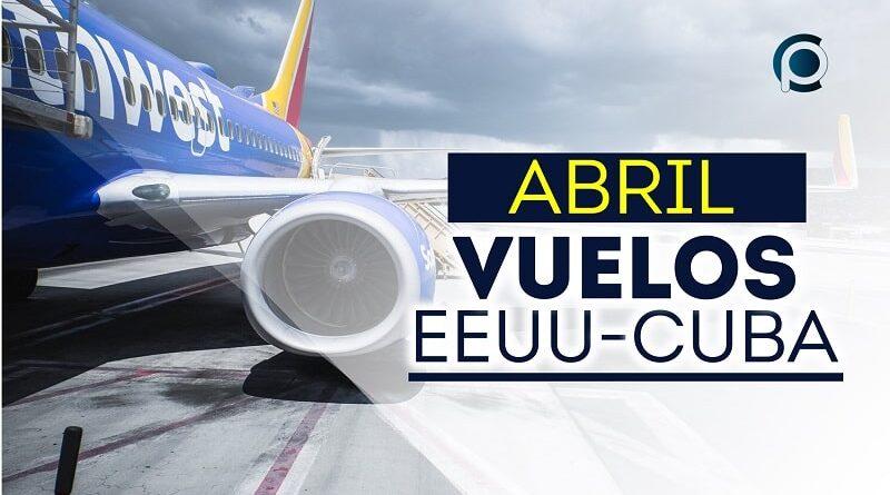 Southwest anuncia vuelos EEUU-Cuba para abril