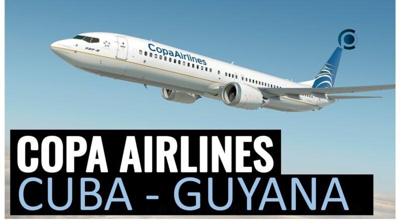 Vuelos entre Cuba y Guyana