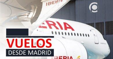 Iberia aumentará frecuencia de vuelos hacia Cuba