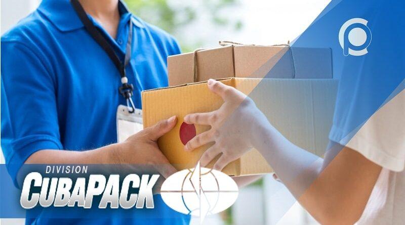 Cubapack ofrece posibilidad de entregas a domicilio