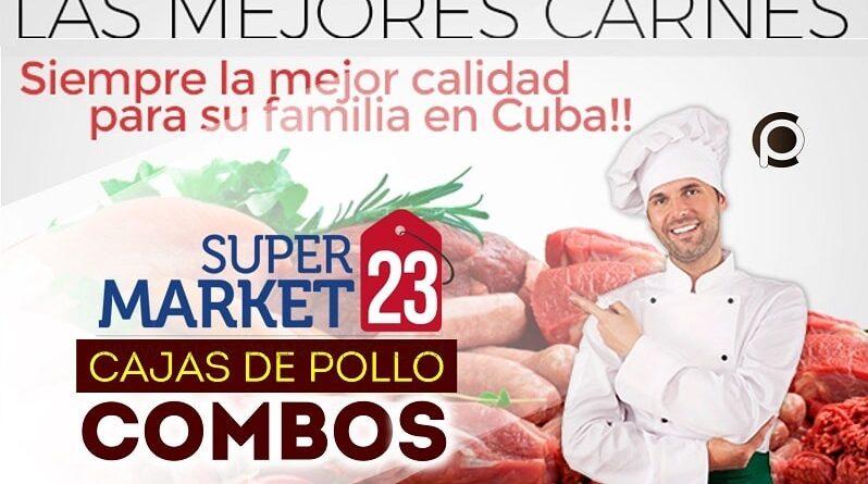 Supermarket23 la mejor tienda online con envíos a Cuba