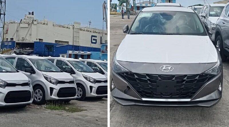 Transtur actualiza su flota de autos para el turismo en Cuba